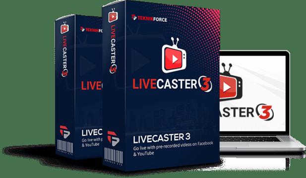 Livecaster 3 Review