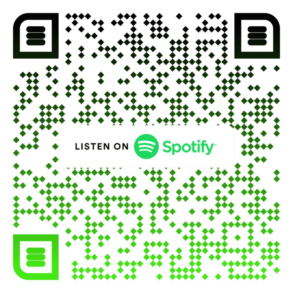 《今日話題》在Spotify 上的二維碼