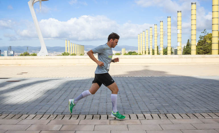Salomon Run Barcelona 2