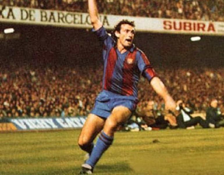 quini gol barcelona