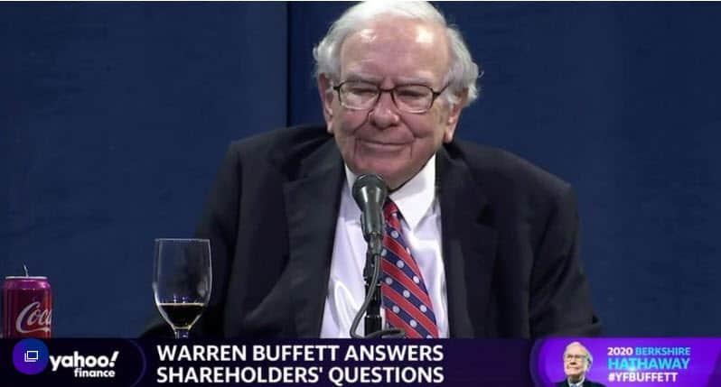 Warren Buffett answers questions about governance at berkshire hathaway