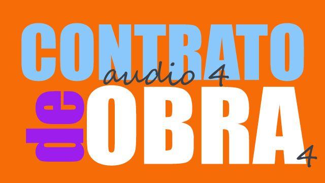 contrato de obra 4 audio
