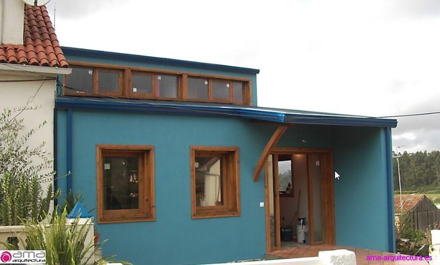 casas terminadas AMA ARQUITECTURA 21