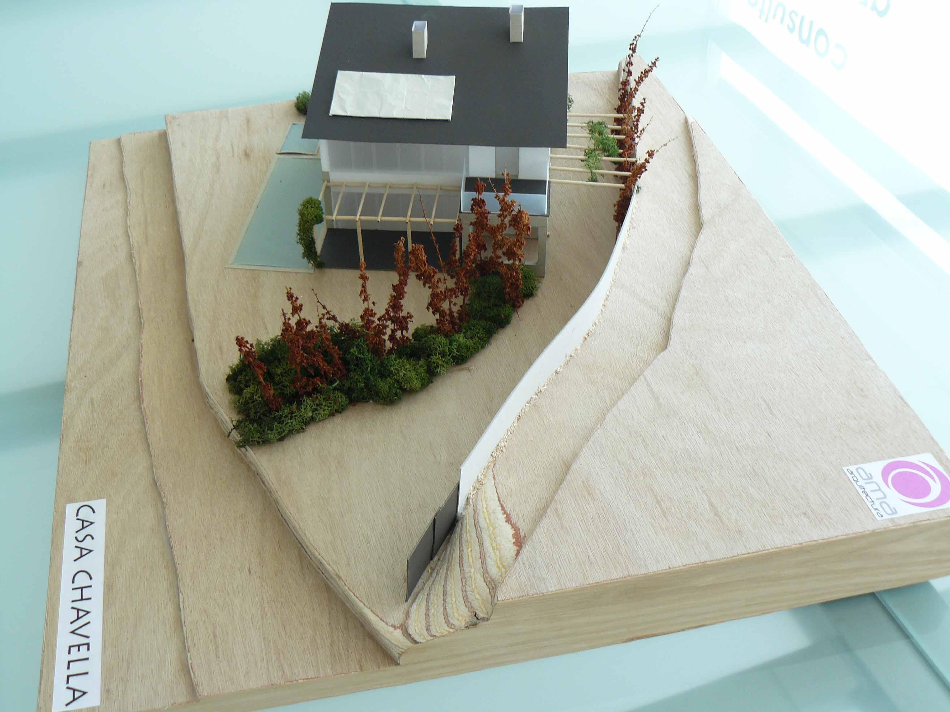 Casa Sostenible en Catoira2