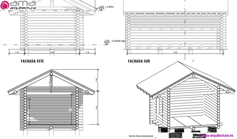 cabaña de madera 5