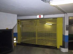porte parking