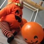 Merienda y dulces para Halloween