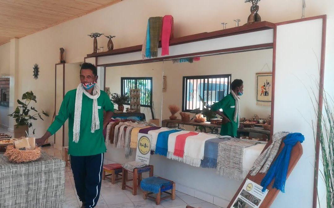 Inauguration de nouveaux locaux à Andranovelona