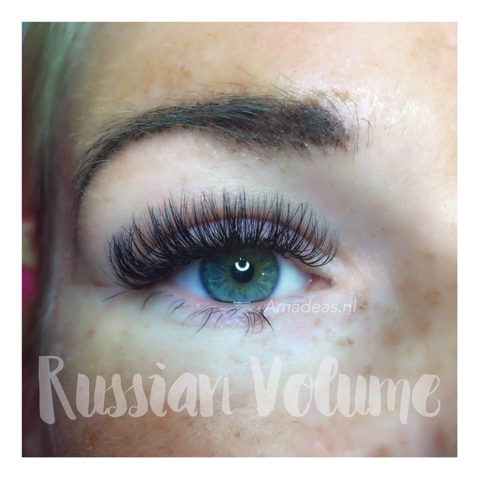 Russian Volume Amadea Beauty & Pedicure