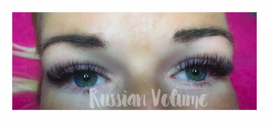 Russian Volume Wimperextensions Roosendaal