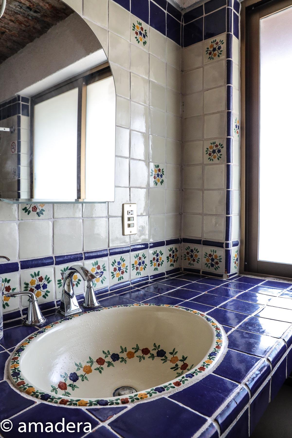 azulejos carrelage mural mexicain