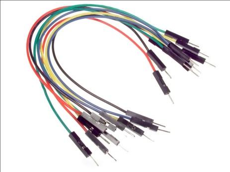 জাম্পার ওয়্যার স্ক্রলিং - Jumper Wire - আরডুইনো দিয়ে স্ক্রলিং এলইডি মেসেজ ডিসপ্লে (ভিডিও সহ)