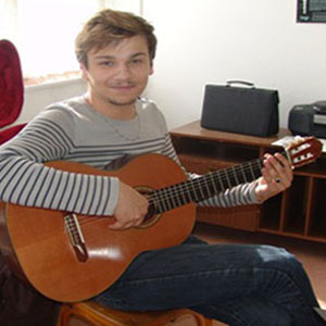 Jeremy FLORENT Guitare