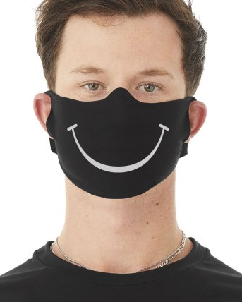 Smiley Face Mask by Unknown