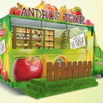 andros tour fruit