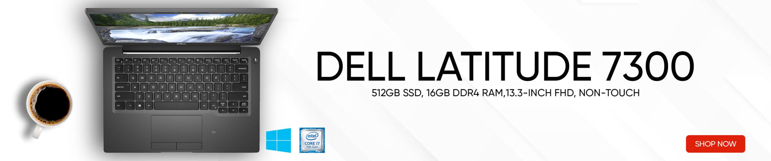 DELL LATITUDE 7300, INTE