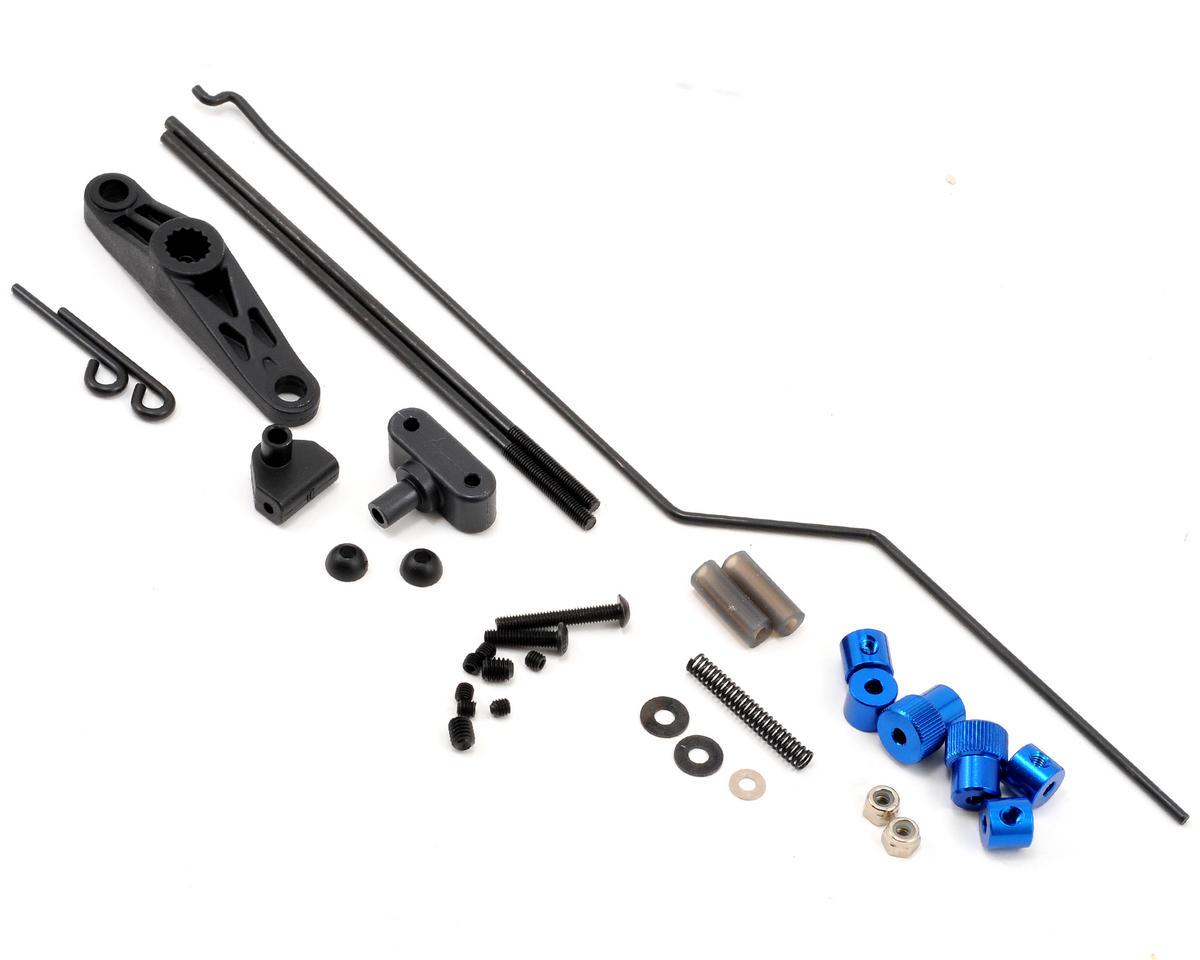 Losi 5ive T 5t Throttle And Brake Link Linkage Kit Set