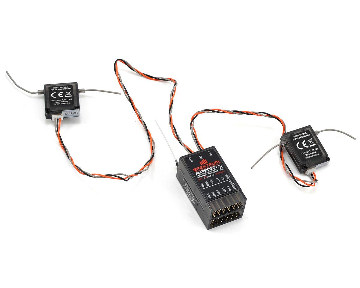 Spektrum Dx9 Black Edition 9 Channel Full Range Dsmx Radio System W Ar Receiver Amp Case