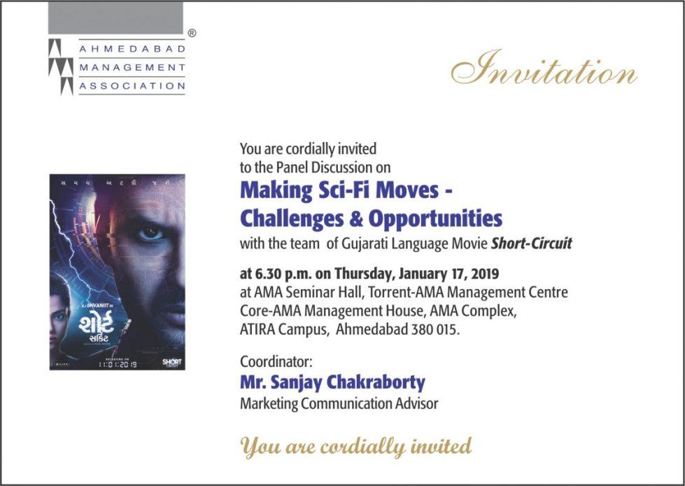 Program for NGOs - Ahmedabad Management Association