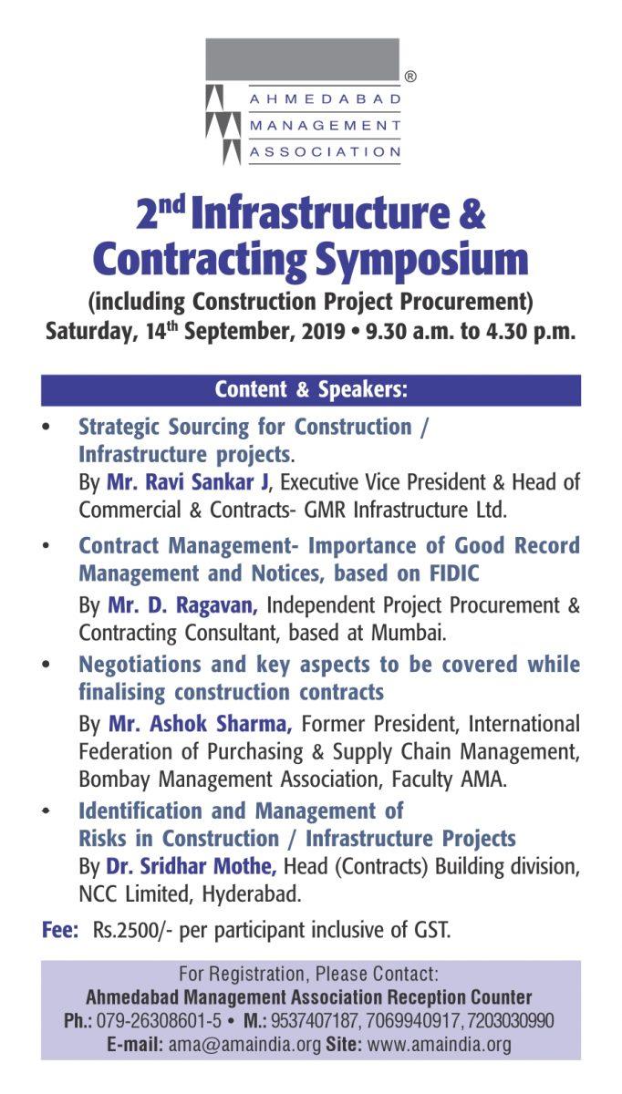 Ahmedabad Management Association - Management Programmes