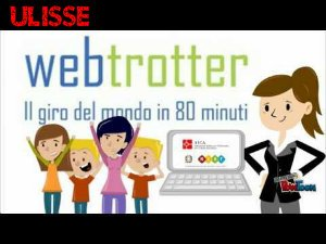 Vai al corso di: Web Trotter