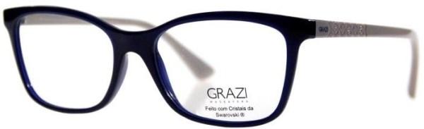 Creative  nesta coleção, as mais novas tendências de moda são interpretadas  pela Grazi. 7521d7d258