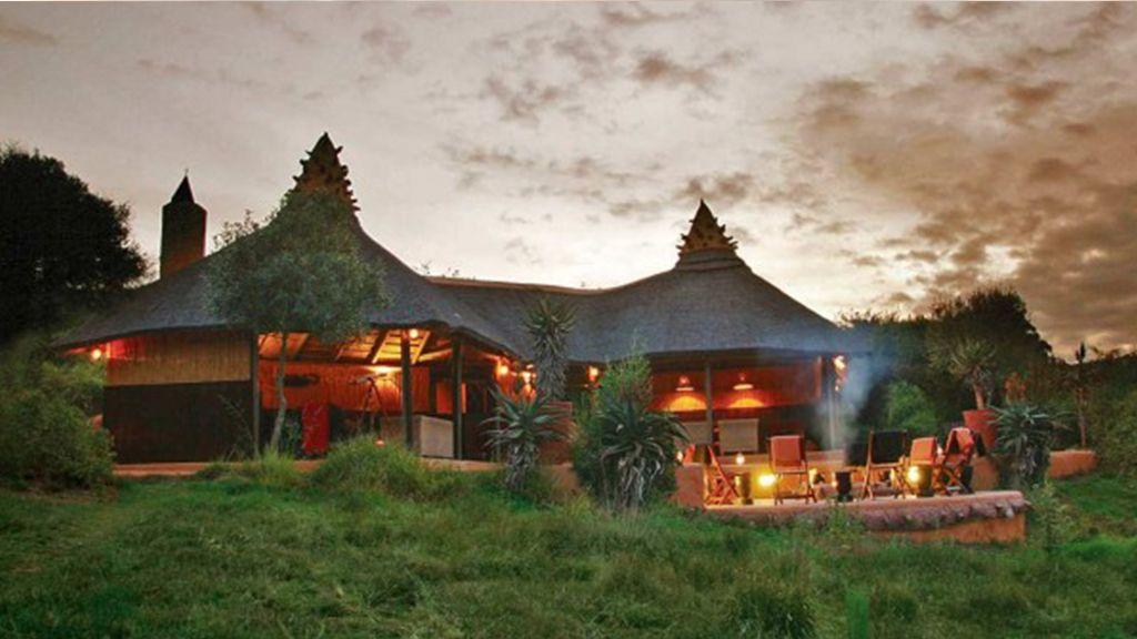 Safari Lodge Sunset Luxury