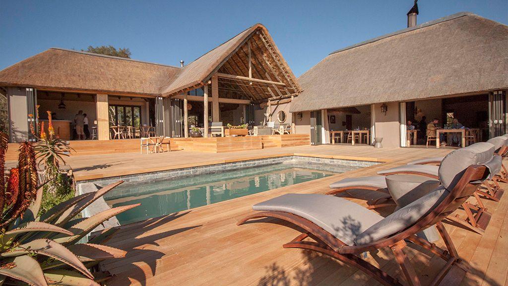 Bukela Game Lodge Swimming Pool