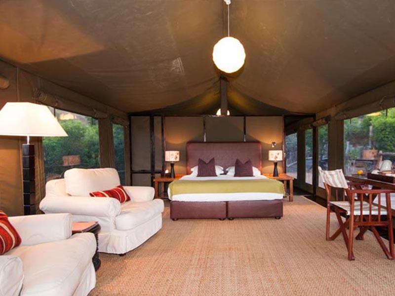 Amakhala   Weddings   HillsNek Safari Camp   Tent Interior