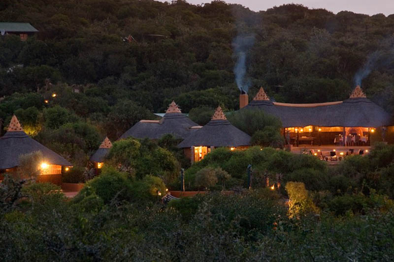 Amakhala   Weddings   Safari Lodge  Exterior View