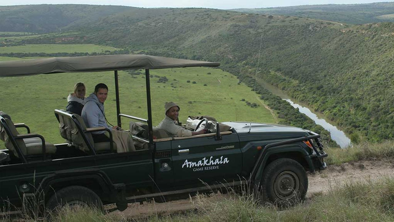 Amakhala Gme Reserve Activities Game Drives