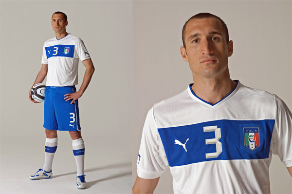 kit calcio puma