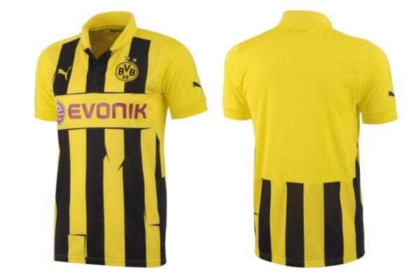 divisa Borussia Dortmund ufficiale