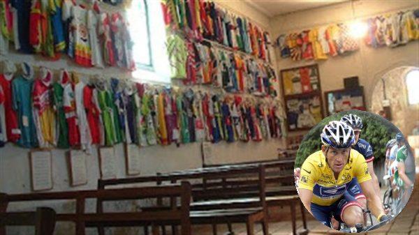 armstrong-maglia-gialla-ritirata-Notre-Dame-des-Cyclistes