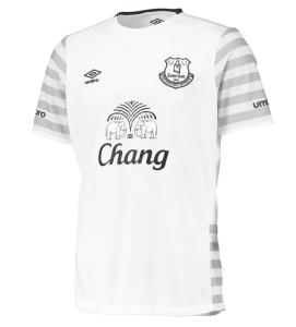 Maglia Everton Away 2015-2016