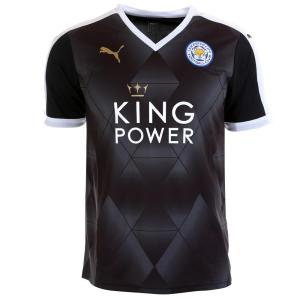 Maglia Leicester Away 2015-2016