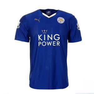 Maglia Leicester Home 2015-2016