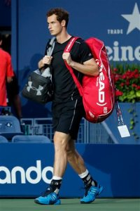 Andy Murray outfit Under Armour US Open 2015