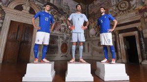 Maglia Italia Europei 2016
