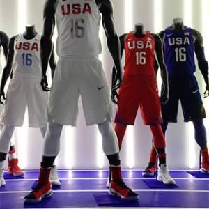 Divisa basket Usa Nike per Rio 2016