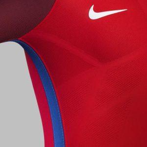 Inghilterra, maglia rossa 2016 di Nike (4)