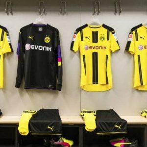 4ffa95299ed02 Maglia Borussia Dortmund 2016-2017