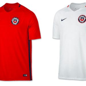 Copa America 2016 maglia Cile