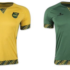 Copa America 2016 maglia Giamaica