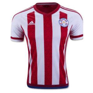 Copa America 2016 maglia Paraguay
