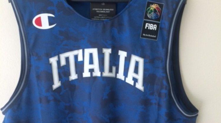 Basket 2016Champions Canotta Italia Lancia Il Camouflage f76gbyY