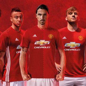 manchester united maglia 2016-2017