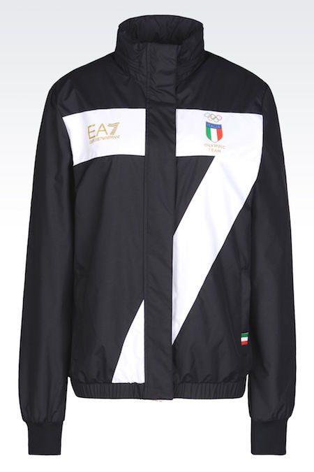 727a8b380f Olimpiadi Rio 2016, Italia: tuta e divise EA7 Giorgio Armani