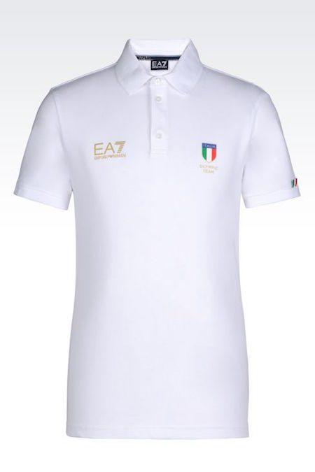 best loved c75c0 877c1 Olimpiadi Rio 2016, Italia: tuta e divise EA7 Giorgio Armani