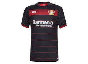 f155ecc381e5b Maglia Borussia Dortmund 2016-2017. Bayer Leverkusen (Jako)